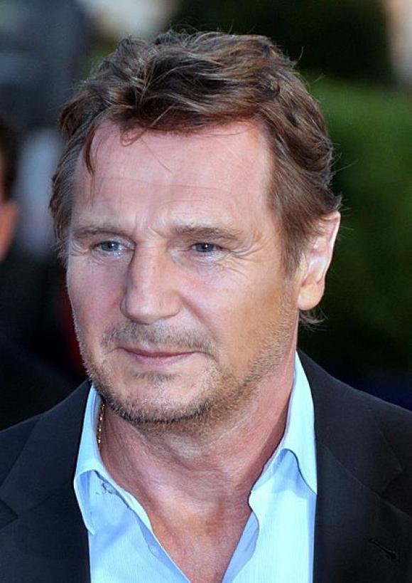 Liam Neeson en el Festival de Deauville, en 2012.