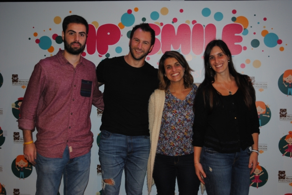 Juan Manuel Parodi, Rodrigo Garmendia, Amorina Baggio, Bethania Morisio.