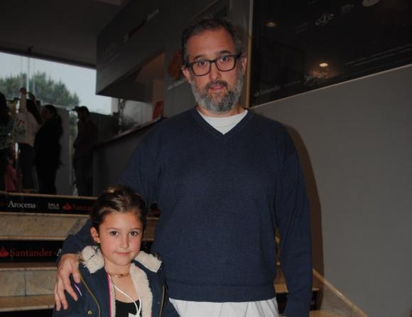 Sol y Gonzalo Marturet.