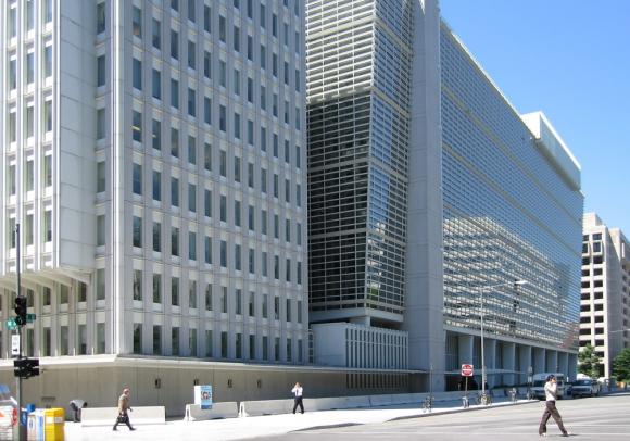 Sede del Banco Mundial. Foto: Wikimedia Commons
