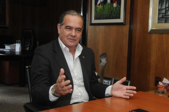 José Coya, expresidente de Ancap. Foto: Francisco Flores