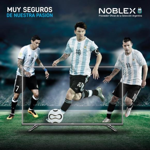 publicidad Noblex