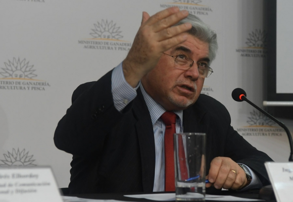 Aguerre: por ahora, Brasil no concretará su amenaza de cuotificar. Foto: A. Colmegna