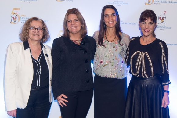 Geraldine Delfino, Valeria Horta, Virginia Brause, Victoria Rodríguez.