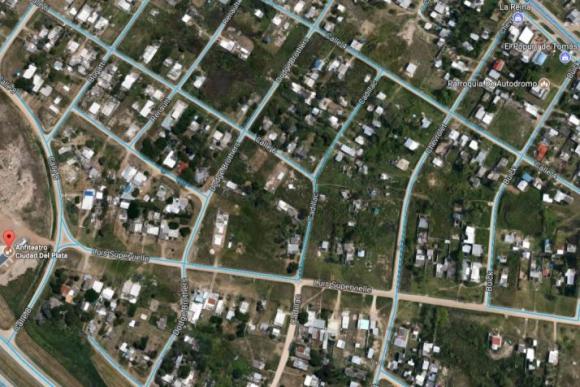 Circuitos. Cadillac, Buick, Chrysler, Nash, Hudson o De Sotoson onmbres de calles que rinden tributo a fábrica o marcas de autos. Foto: Google Maps.