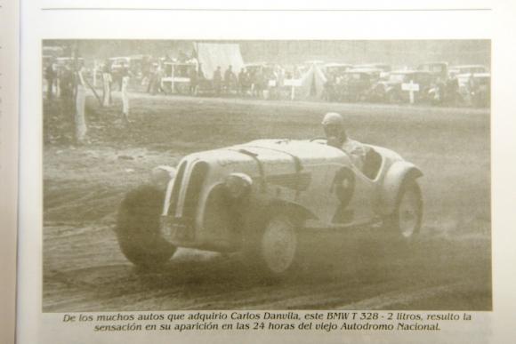 Peligros. El polvo y las piedras eran enemigos de los pilotos. Foto: Archivo El País.