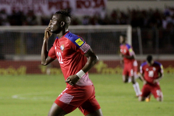 Panamá camino a su primer Mundial con gol de Abdiel Arroyo - Ovación - 06/09/2017 - EL PAÍS Uruguay