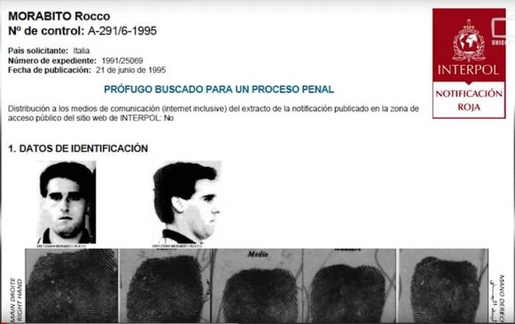 La Policía tenía sus huellas y lo detuvo en un hotel de Carrasco. Foto: AFP