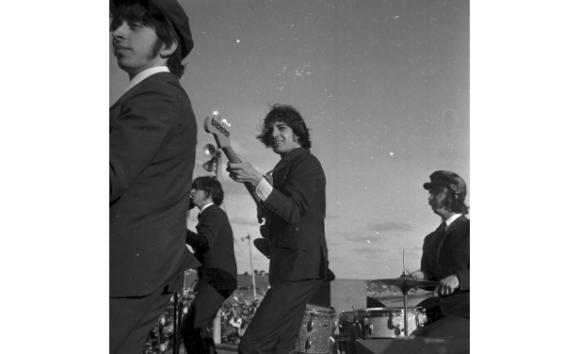 Los Shakers. Concierto en Playa Pocitos