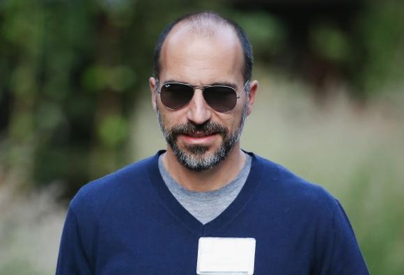 Dara Khosrowshahi. El ex Expedia llega a Uber con aires de cambio. (Foto: AFP)