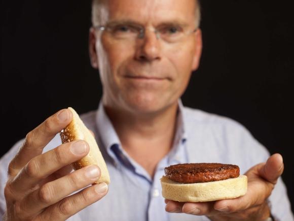 Mark Post, fundador de Mosa Meat.