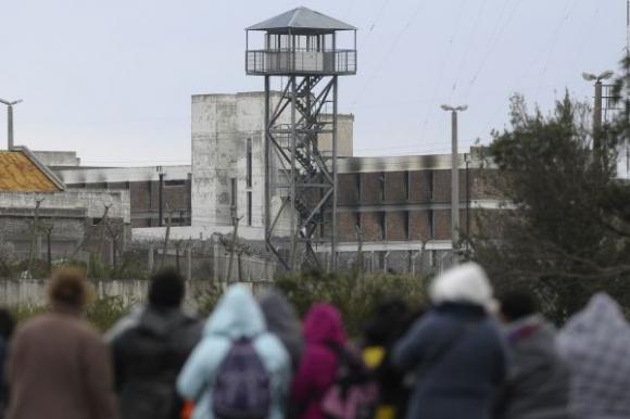 Penal de Libertad. Foto: Archivo El País.