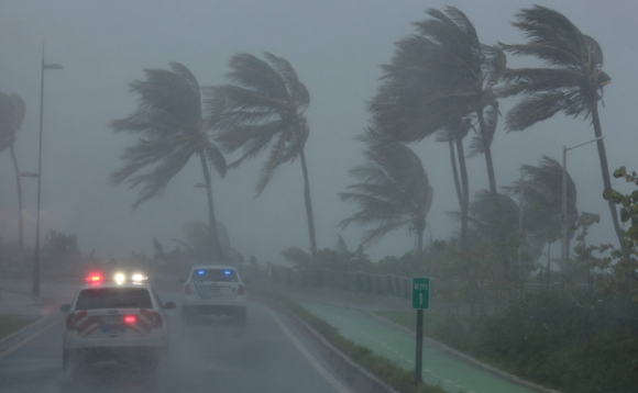 Tomenta Irma. Foto: Reuters