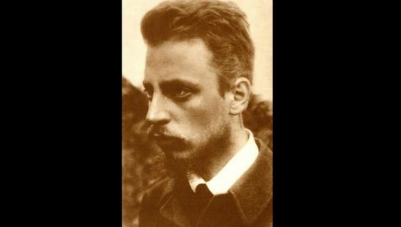 Rainer María Rilke. Foto: Archivo