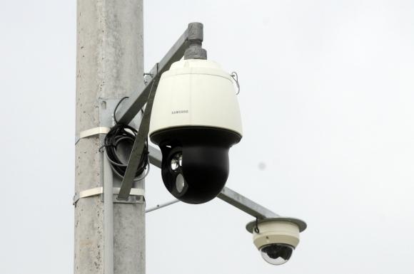 Hay 760 cámaras instaladas. Foto. archivo El País