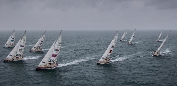 La regata fue concebida por el navegante inglés Sir Robin Knox-Johnston. Foto: clipperroundtheworld.com