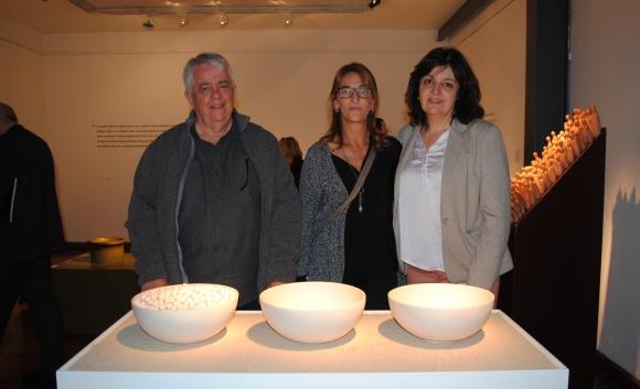 Henry Segura, Mónica Colista, Martha Bernard.