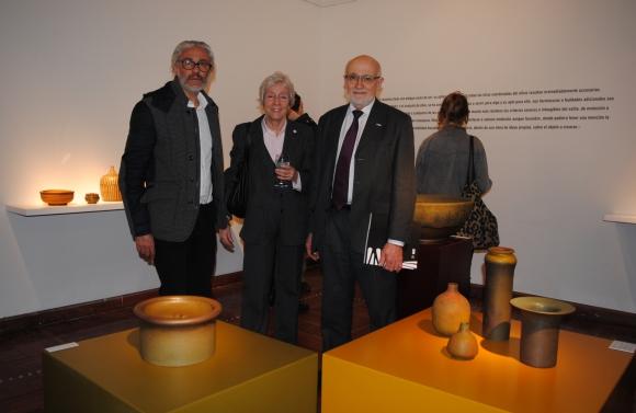 Javier Bassi, María Simón, César Briozzo.