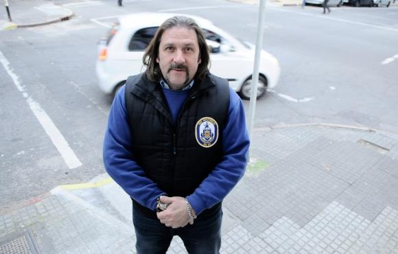 César Hernández. Foto: Darwin Borrelli