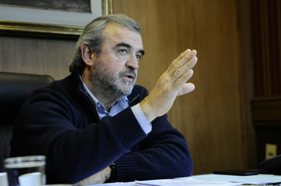 Larrañaga reanudará contactos con referentes políticos. Foto: Darwin Borrelli