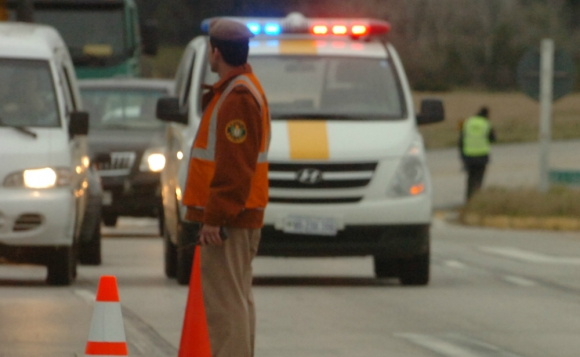 33% de fallecidos en accidentes en rutas son motociclistas, según Unasev. Foto: Archivo El País