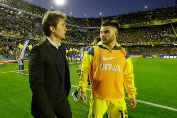 Foto: Foto Prensa Boca.