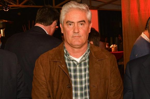 Agustín Bascou, intendente de Soriano. Foto: Archivo El País.