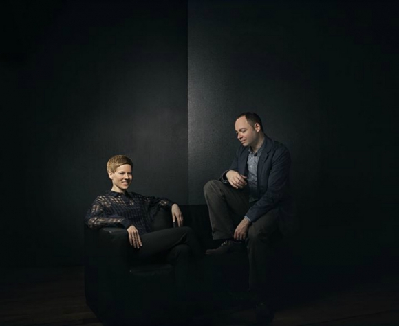 Isabelle Faust y Alexander Melniokv