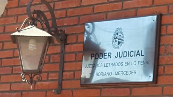 Juzgado penal de Mercedes. Foto: Daniel Rojas.