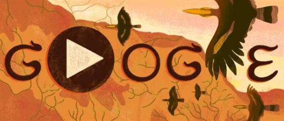 Doodle de Google celebra los 55 años del parque nacional Khao Yai. Foto: Captura
