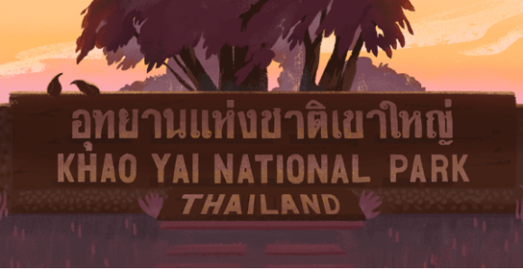 Parque Nacional Khao Yai. Foto: Captura