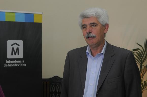 Eduardo Brenta, director de Gestión Humana y Recursos Materiales de la IMM. Foto: F. Flores