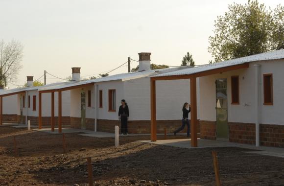 Mevir lleva 29.000 soluciones habitacionales. Foto: Archivo