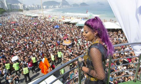 Marcha del Orgullo Gay en Río, en 2016. Foto: O Globo.