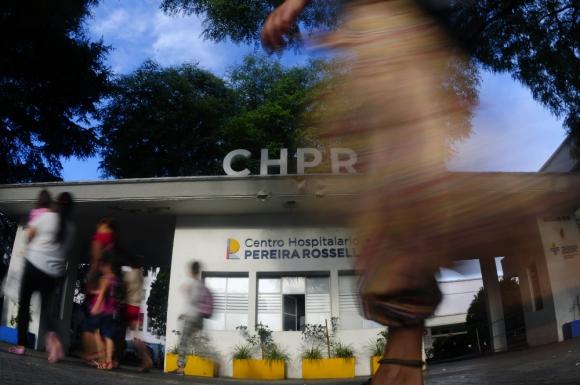Pereira Rossell: el diputado Rubio recibió denuncias por traslados de ambulancias a $ 18.000 cada uno. Foto: F. Ponzetto