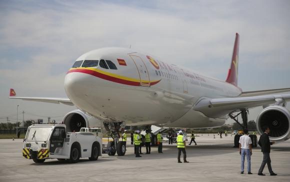 Se destacó el fuerte progreso logrado conjuntamente entre Airbus y China. Foto: EFE