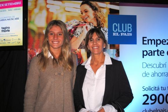 Josefina Blanco, Sandra Barbieri.