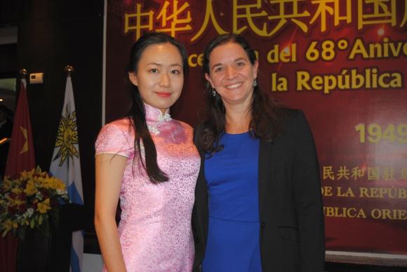 Yuhan Ren, Virginia Renau.