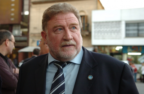 Walter Zimmer, exintendente de Colonia. Foto: D. Borrelli