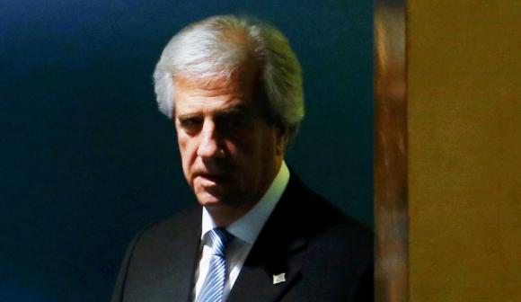 Tabaré Vázquez. Foto: Reuters