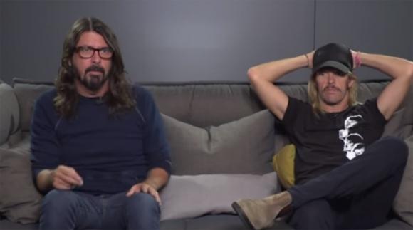 Foo Fighters. Foto: YouTube