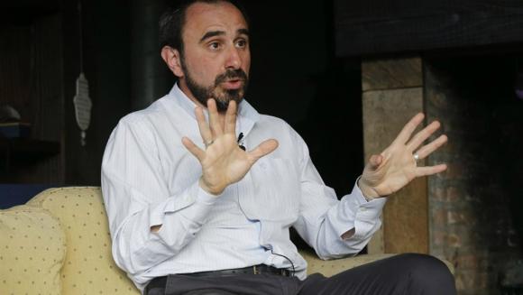 El juez Guido Otranto fue apartado de la causa sobre Santiago Maldonado. Foto: La Nación.