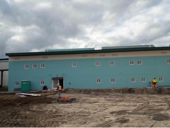 El Hospital que estará en la cárcel de Punta de Rieles, contará con 18 camas para los reclusos. Foto: minterior.gub.uy