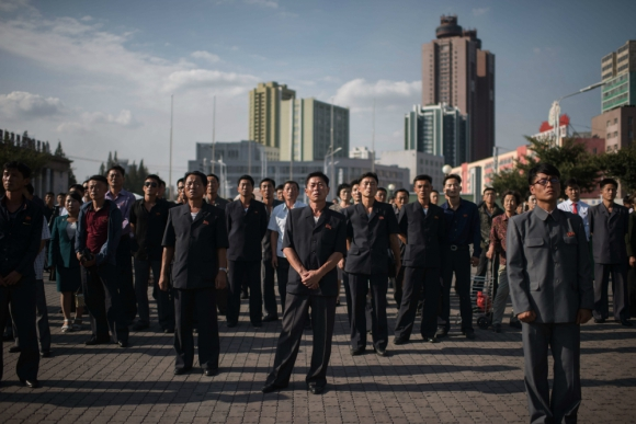 Bombarderos de EU vuelan cerca de costas de Corea del Norte