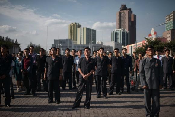Detectan temblor 3,4 en Corea del Norte