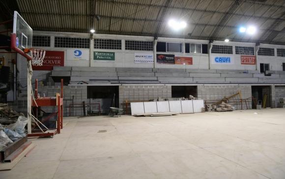 Estadio Trouville. Foto: Marcelo Bonjour