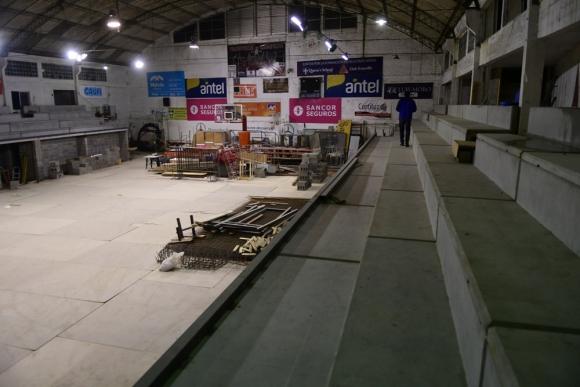 Estadio Trouville Foto: Marcelo Bonjour