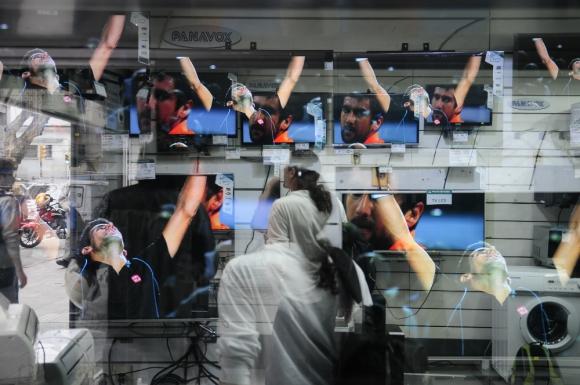 En 2016 la comisión sancionó a empresas distribuidoras de televisores por consensuar  precios mínimos de reventa al público. Foto: F. Ponzetto