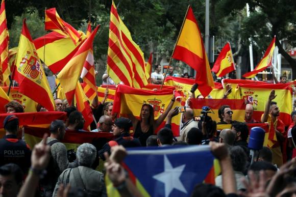 El gobierno está en medio de una crisis política por el referéndum. Foto: Reuters