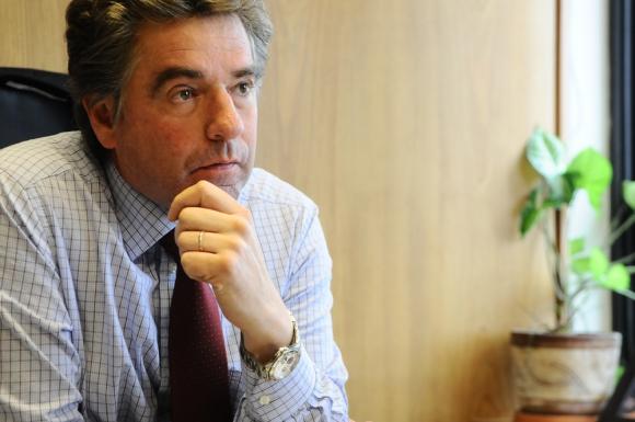 Gerardo Amarilla, diputado del Partido Nacional. Foto: D. Borrelli